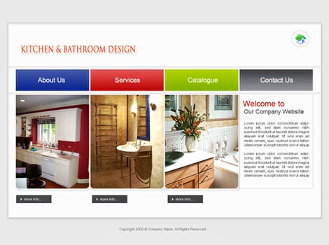 Bathroom design template for Bathroom design templates