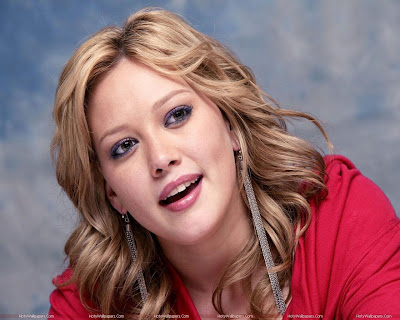 Hilary Duff HD Wallpaper