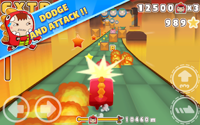 DinoBoy Rush Mod V1.09 Apk Unlimited Money