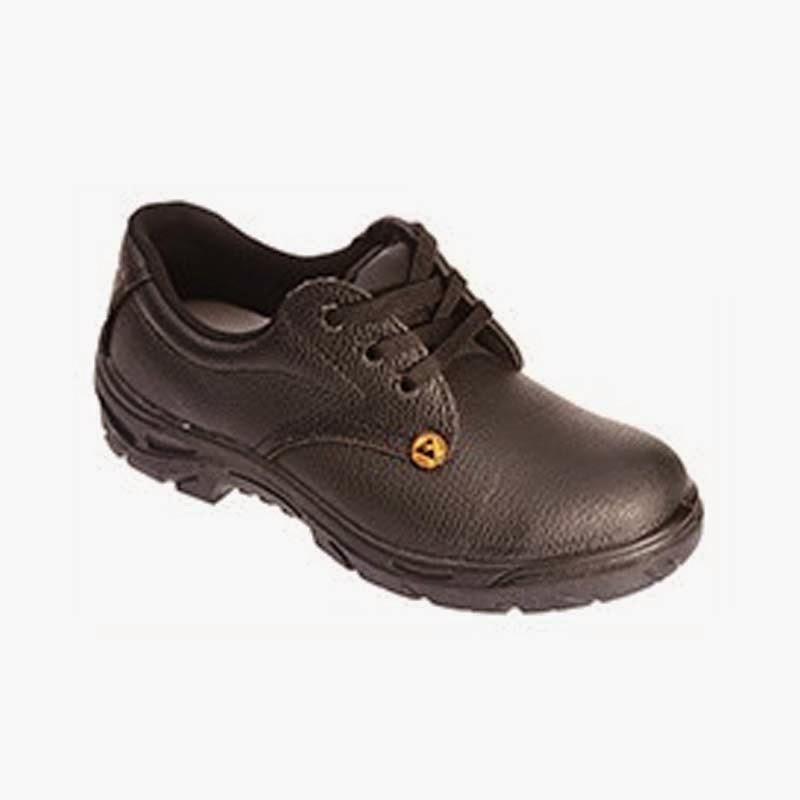 Sepatu Boots SH-13P BK