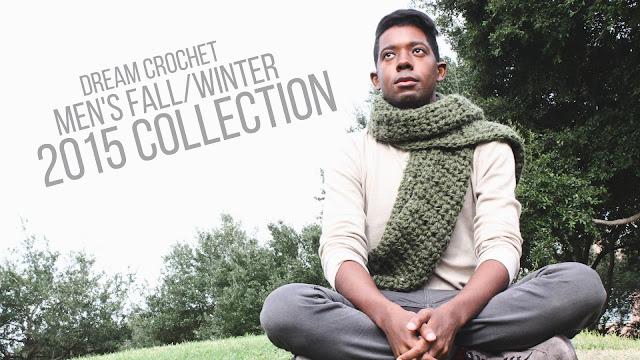Dream Crochet // Men's Pop Up Collection Fall/Winter 2015.