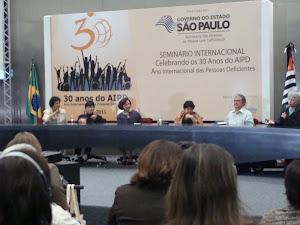 SEMINARIO INTERNACIONAL DO AIPD.SP-2011