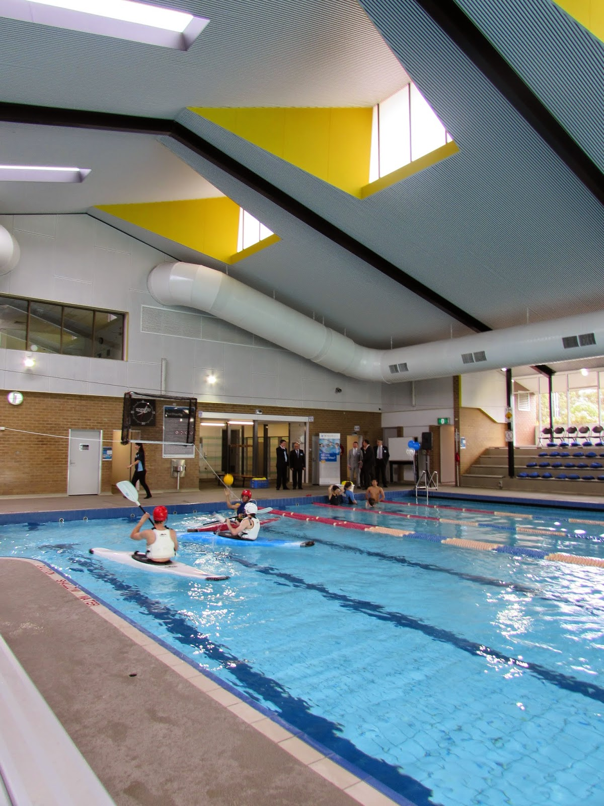 Monash Sport The Doug Ellis Swimming Pool Is Officially Open