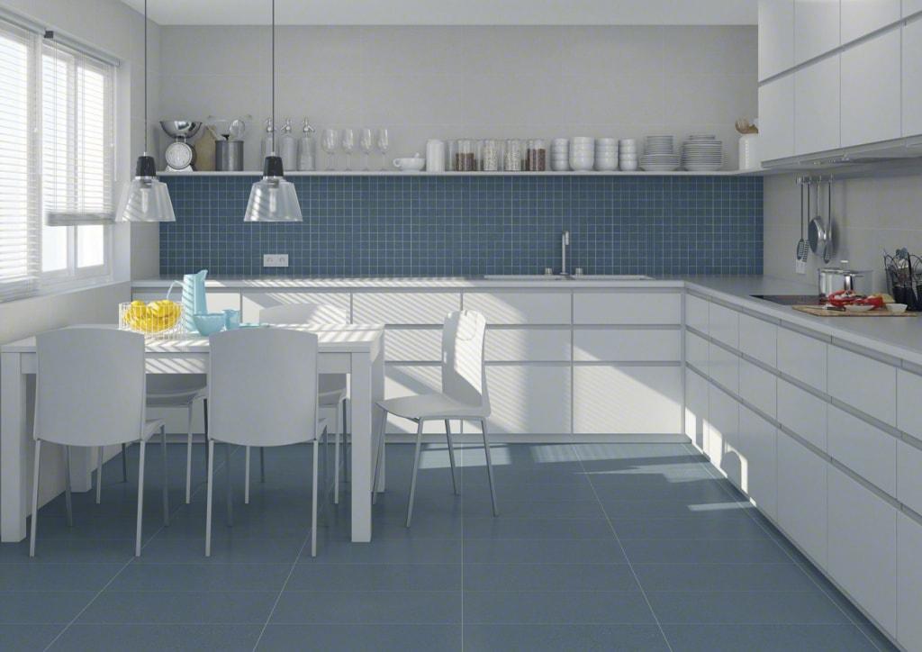 Ideas de revestimientos para las paredes de la cocina - Ceramica cocinas modernas ...