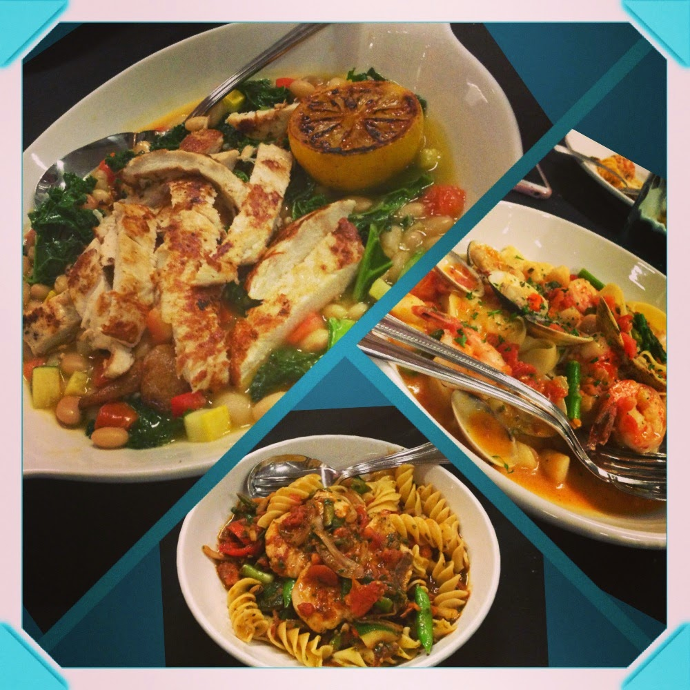 Once Upon a Run: Orlando Elite Yelp Event- Olive Garden Test Kitchen