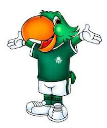 o mascote do verdao
