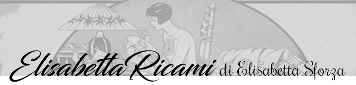 Ricami, foto e testi a cura di...