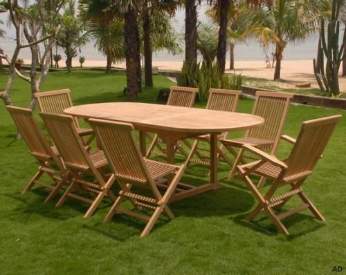 Choosing Teak For Outdoor Furniture