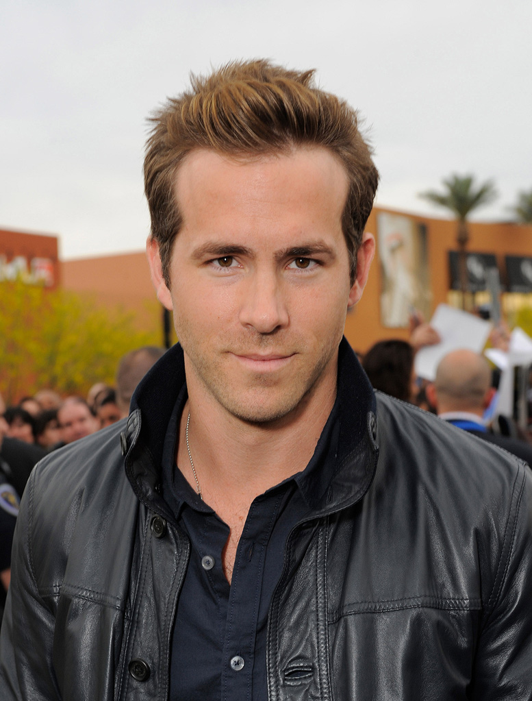 Entertainment: Ryan Reynolds