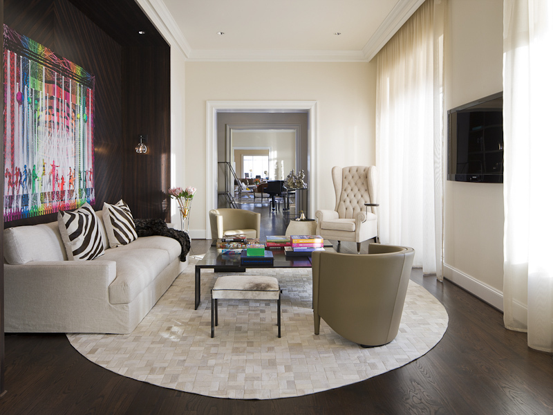 Property Search: Penthouse In Ritz Carlton Dallas, Texas