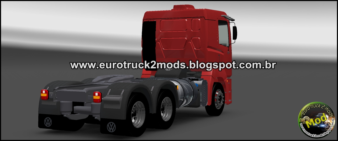 Euro truck 2 Mods - VW Constellation 19-320