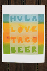 Hula Love Poster