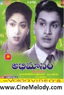 Abhimanam Telugu Mp3 Songs Free  Download  1966