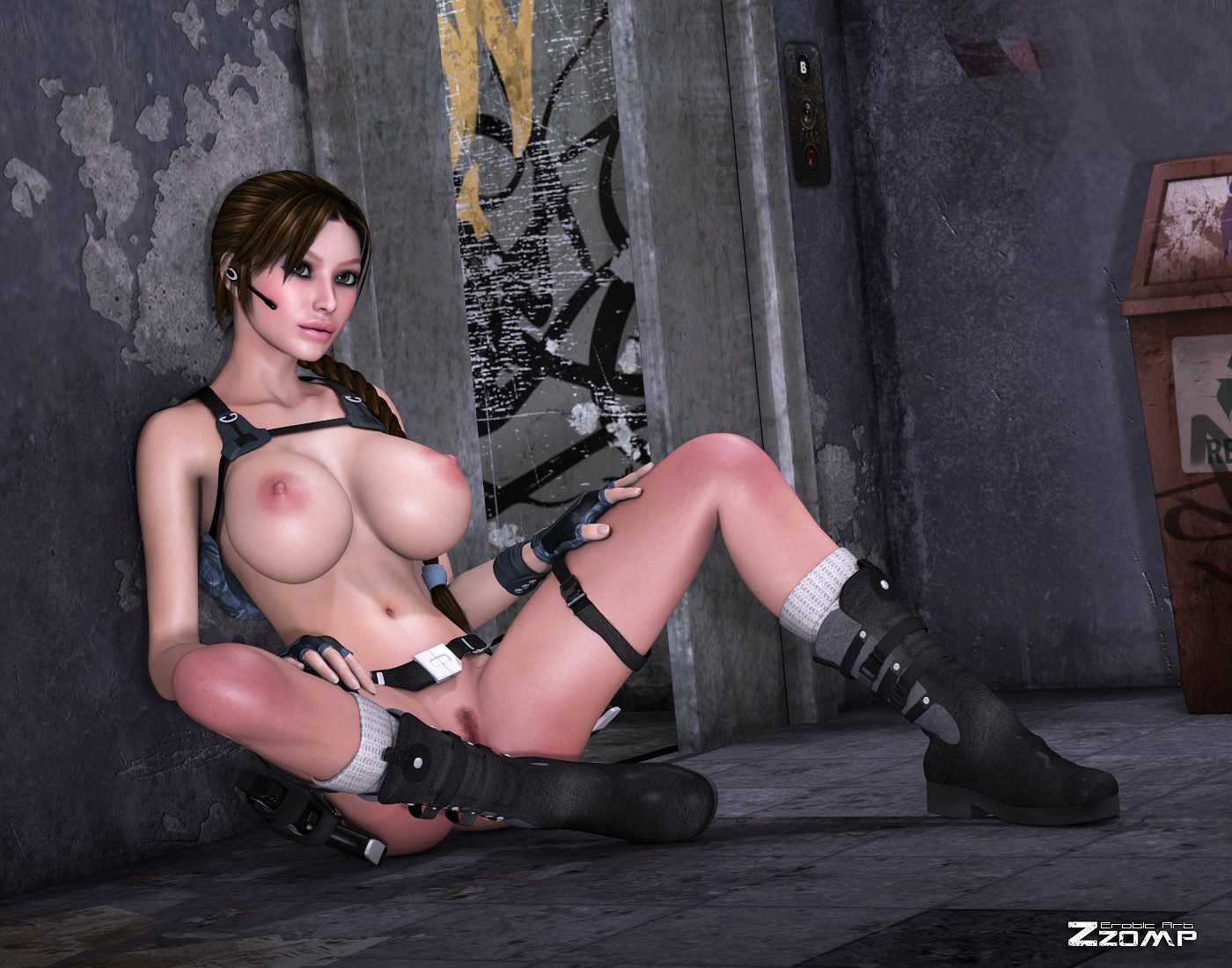 Lara croft in trouble porno images sexy clip