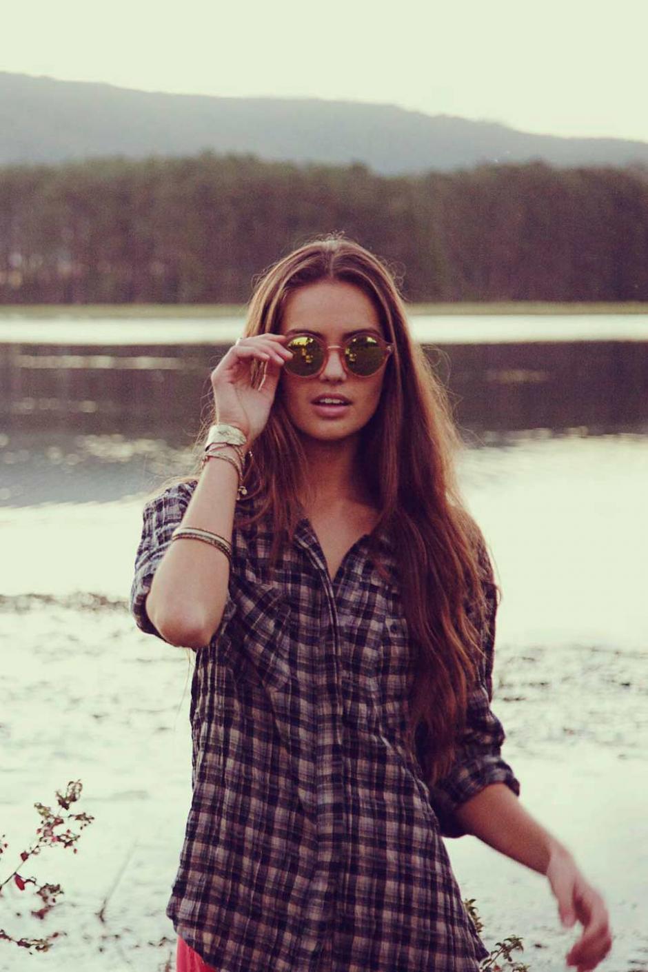 Фото девушек модных на аву
