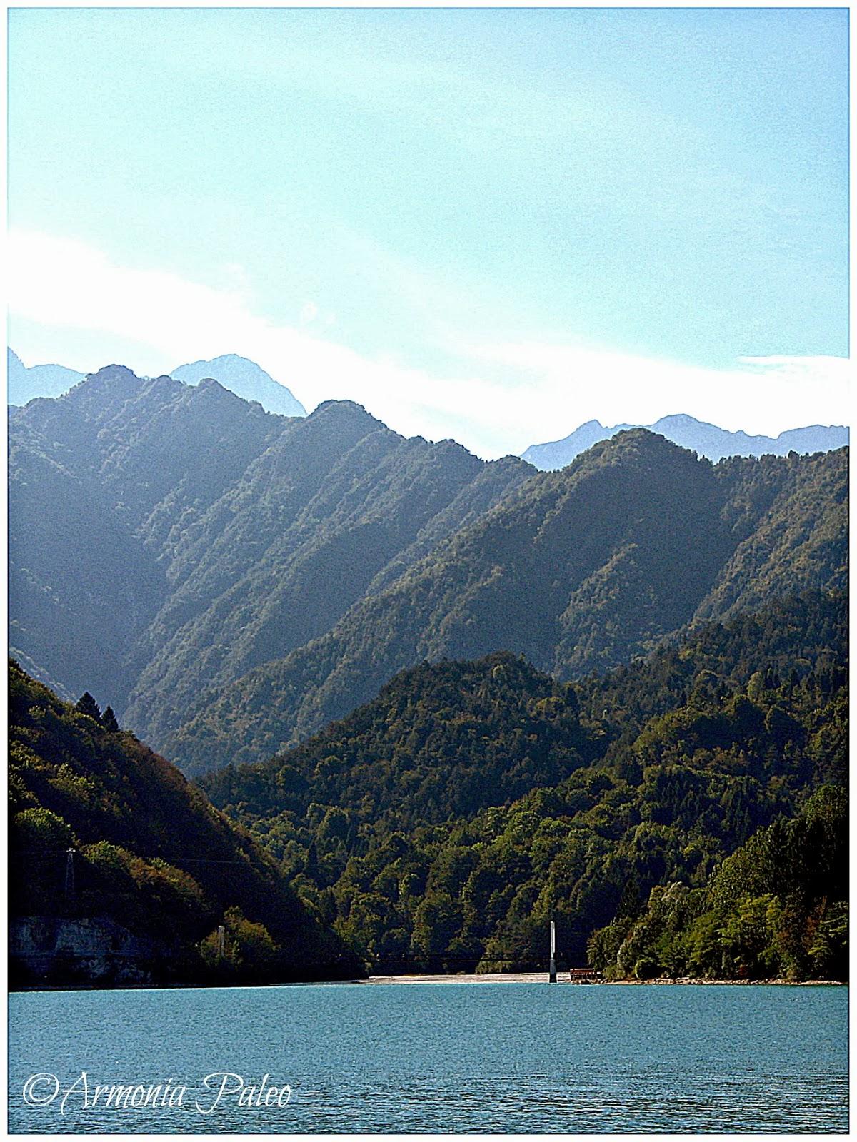 Lago di Barcis - Foto di Armonia Paleo
