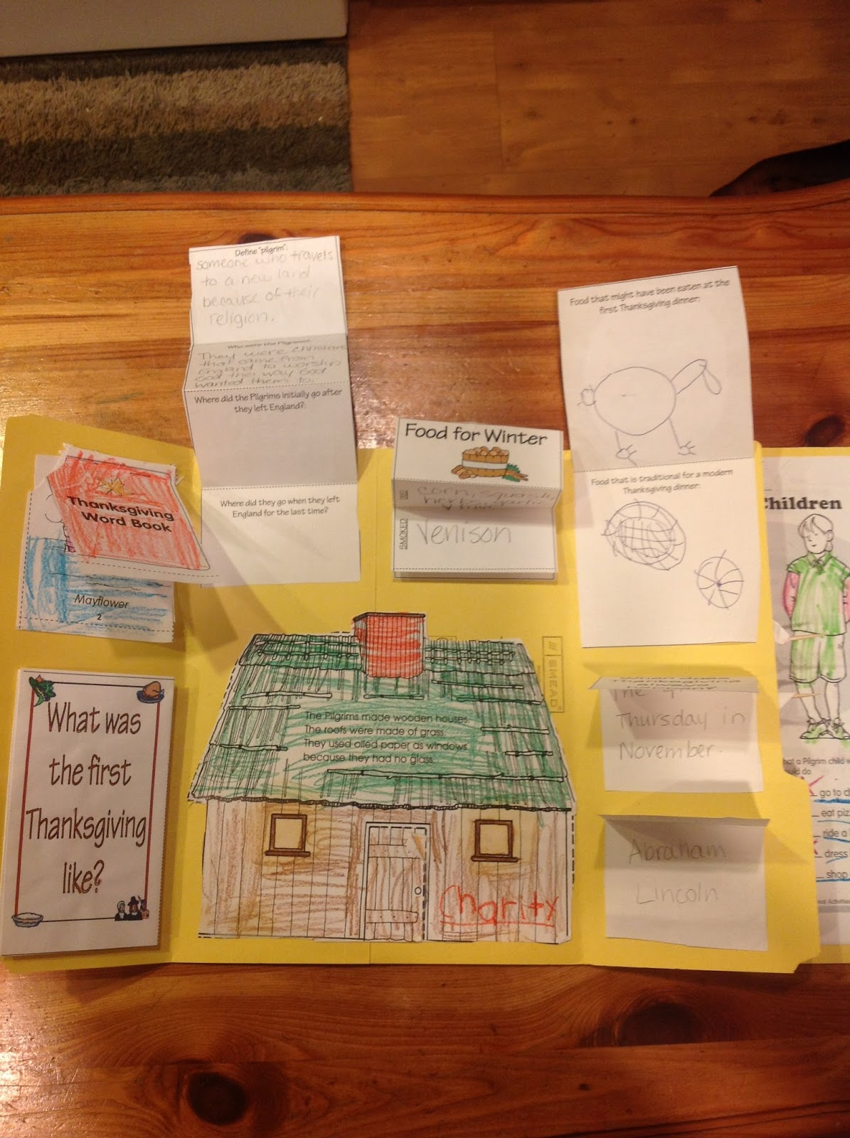 My testimony living sola gratia this is a thanksgiving lapbook that we did several years ago fandeluxe Image collections