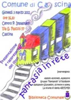 """Presentazione libro """"Fantasia in Rete""""(cliccare sulla foto)"""