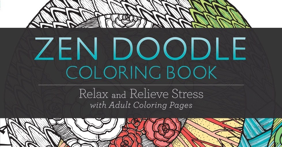 Creativity In An Imperfect World Zen Doodle Coloring Book