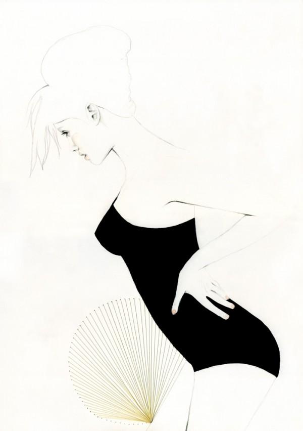 Elisa Mazzone illustrations ilustraciones