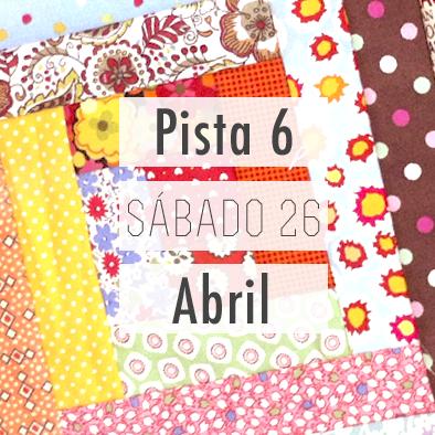 Abril en Trapo y Tela