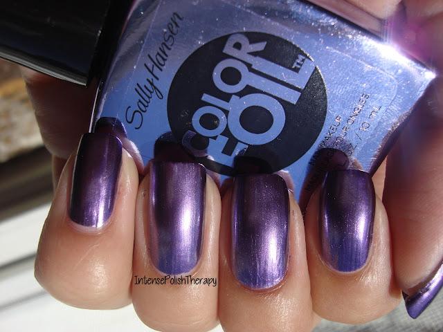 Sally Hansen - Purple Alloy
