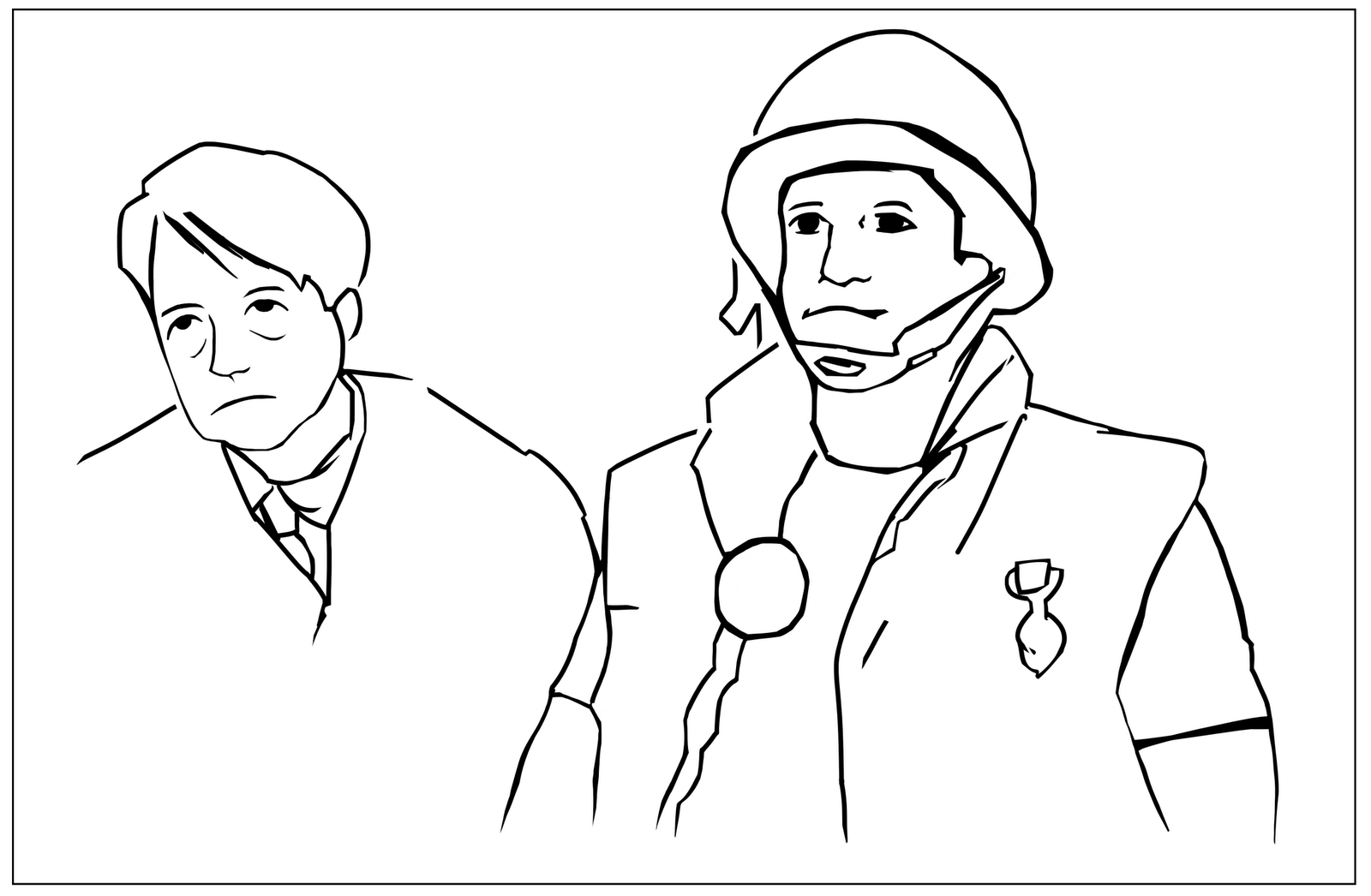 Larryboy And The Bad Apple Coloring Pages : Free bad apple coloring pages
