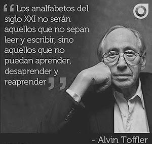 Frase de Alvin Toffler