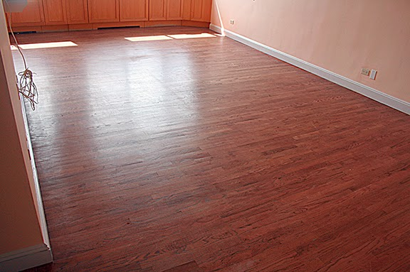 Sandless Hardwood Floor Refinishing NYC