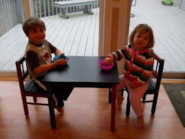 Jack and Greta, 2011