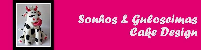 Sonhos & Guloseimas - Cake Design
