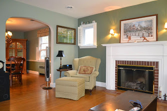 Just Listed! Fabulous Kitchen  and fireplace!