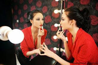 Liu Yu Han hot photo