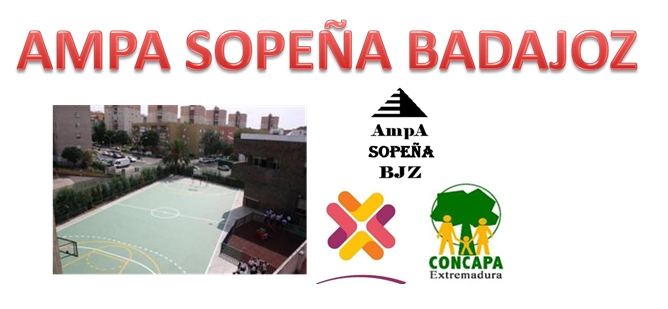 Ampa Sopeña Badajoz