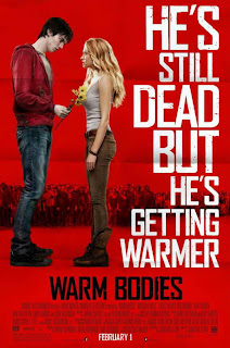 'Warm Bodies' promo poster
