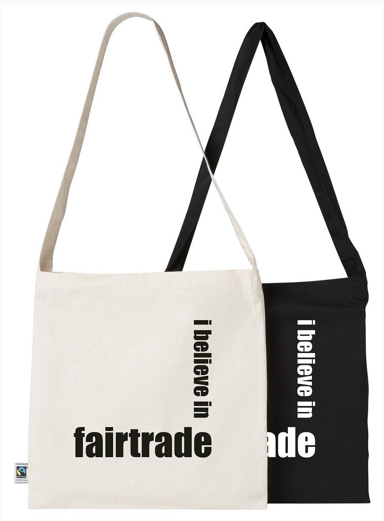 Fairtrade Cotton Bags from Planet Eco Bags