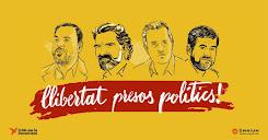 """Recolzament de """"Evangèlics per la Independència"""" als presos polítics catalans"""