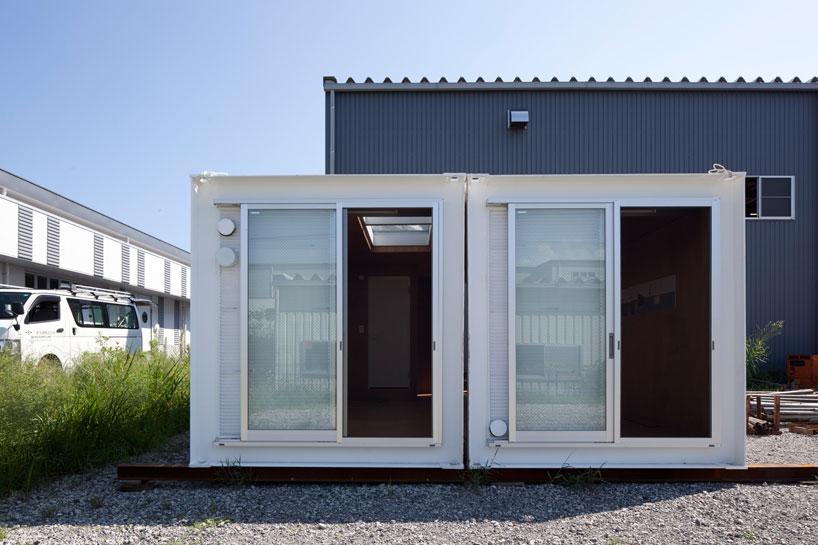 Casas contenedores yasutaka yoshimura architects - Contenedores como casa ...