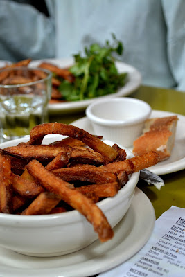 cafe presse, seattle, restaurants, capitol hill, food, pomme frites