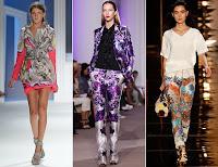 Tendinte in moda primavara 2012