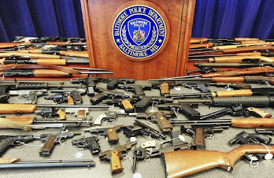 Baltimore City Gun Buyback Program