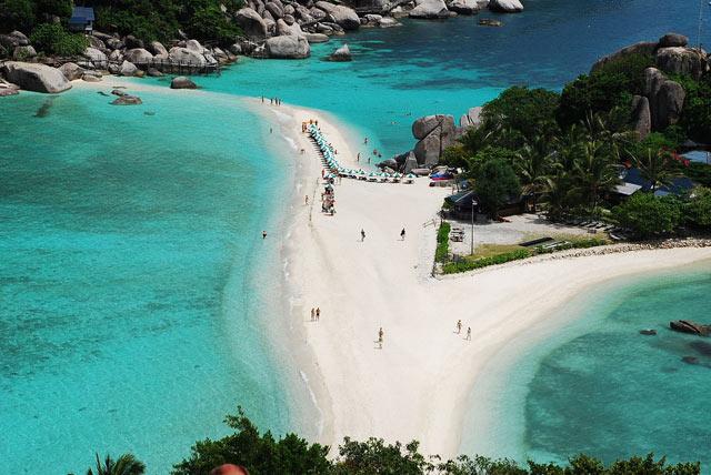Idee per viaggiare lavoriamo a colori top 15 le isole for Isole da sogno a sud della birmania codycross
