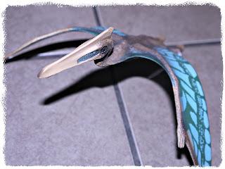 dinosaur, model
