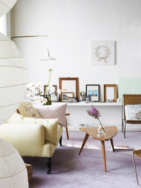cinples sala de estar com ou sem tv