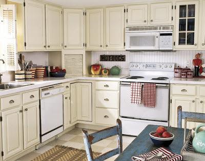 Interior Decorating Ideas 2014: White Kitchen Cabinets