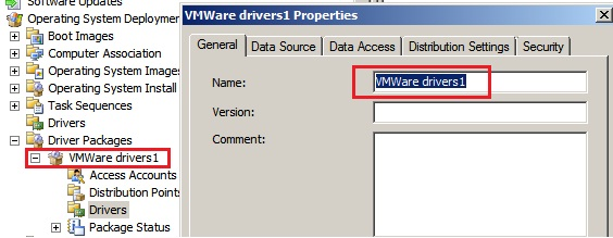 ConfigMgr, Tips and Tricks: The instruction at 0x769a7a1f referenced