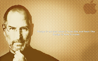 Steve Jobs Quote Design Hd Wallpaper