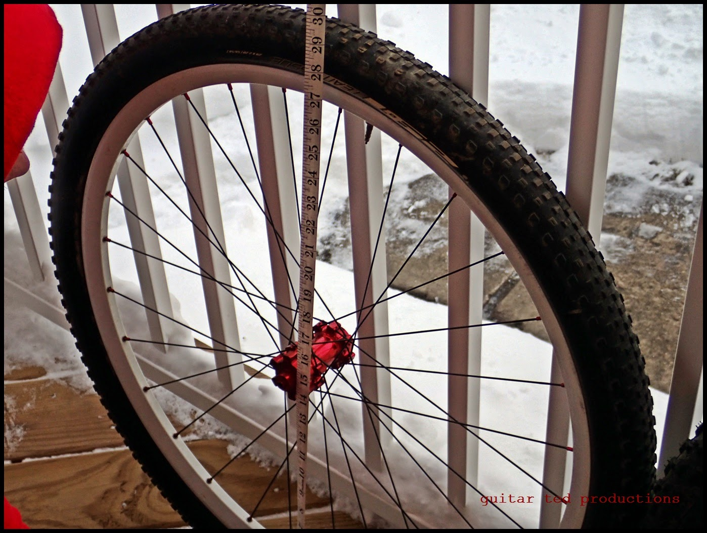 Guitar Ted Productions Your Fat Bike Is Really A 29 Er Or Bigger