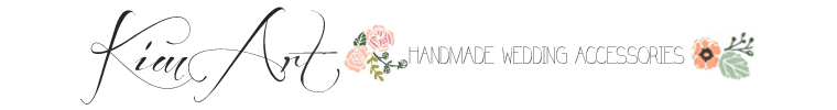 KimArt: Wedding Hair Accessories & Other Bridal Goods