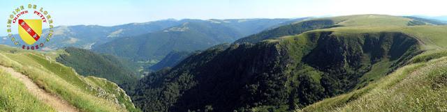 La Ligne Bleue des Vosges -  Le Gazon du Faing (1303 m)
